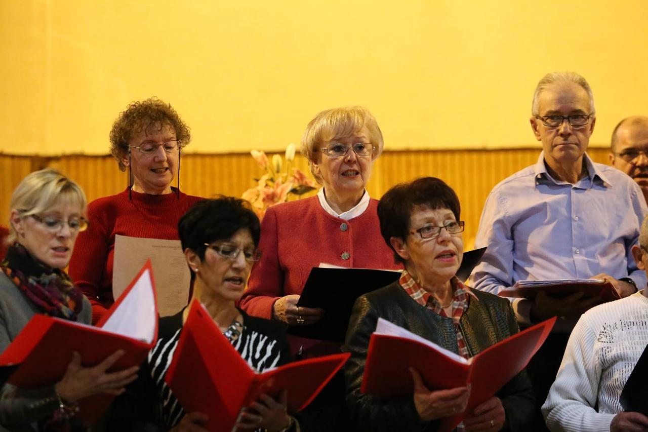 Concert de Noel à Villerupt Janvier 2014
